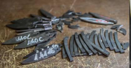 Általunk használt acélok